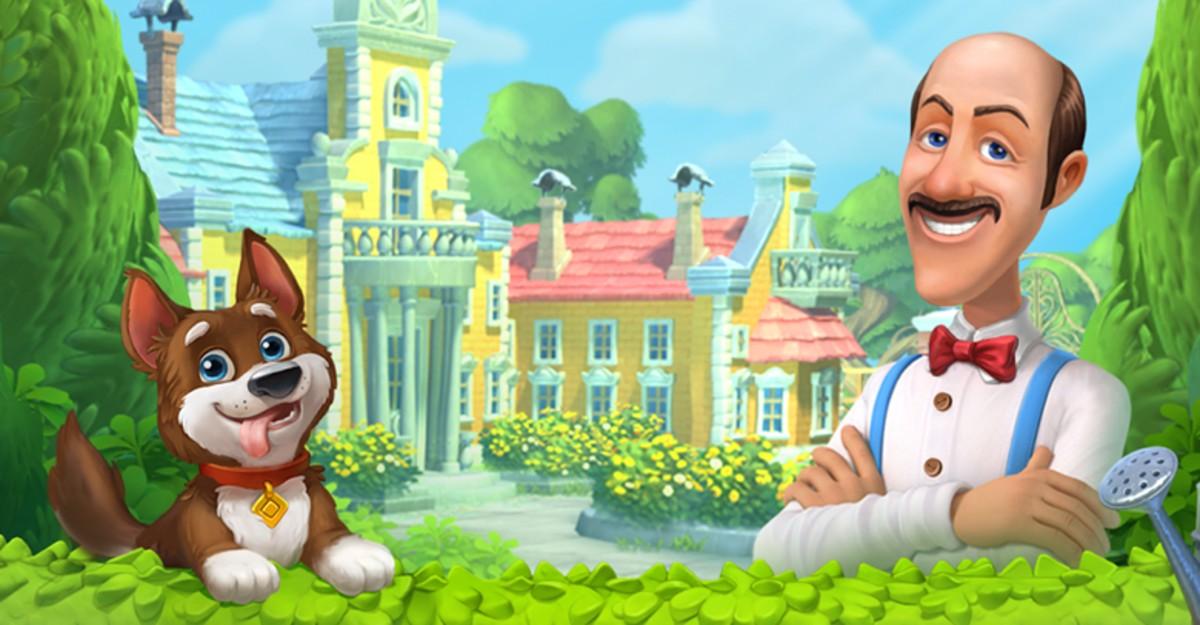 Симпатичный дворецкий Остин еще не поднялся до всемогущего Дживса из шедевров Вудхауса, но ведет беседы уже на уровне героев средних сериалов