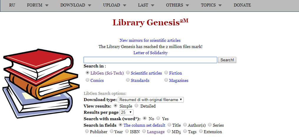 QnA VBage Научная онлайн-библиотека заблокирована в России