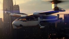 Uber к 2023 году запустит воздушное такси