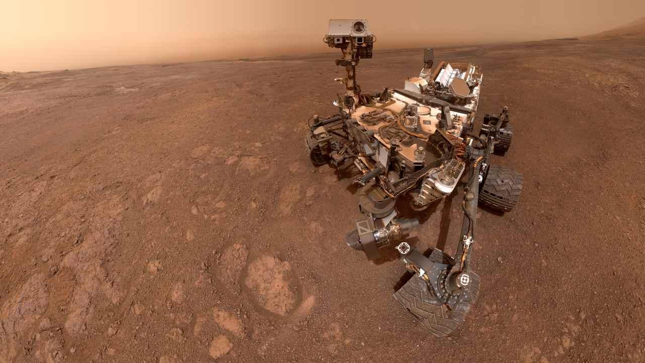 Есть ли жизнь на Марсе? На планете обнаружено большое количество метана