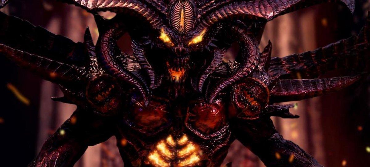 Лорда Тьмы в Diablo