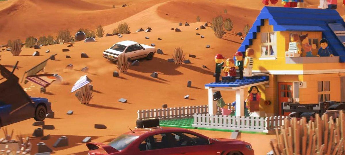 Forza Horizon 4 – LEGO Speed Champions