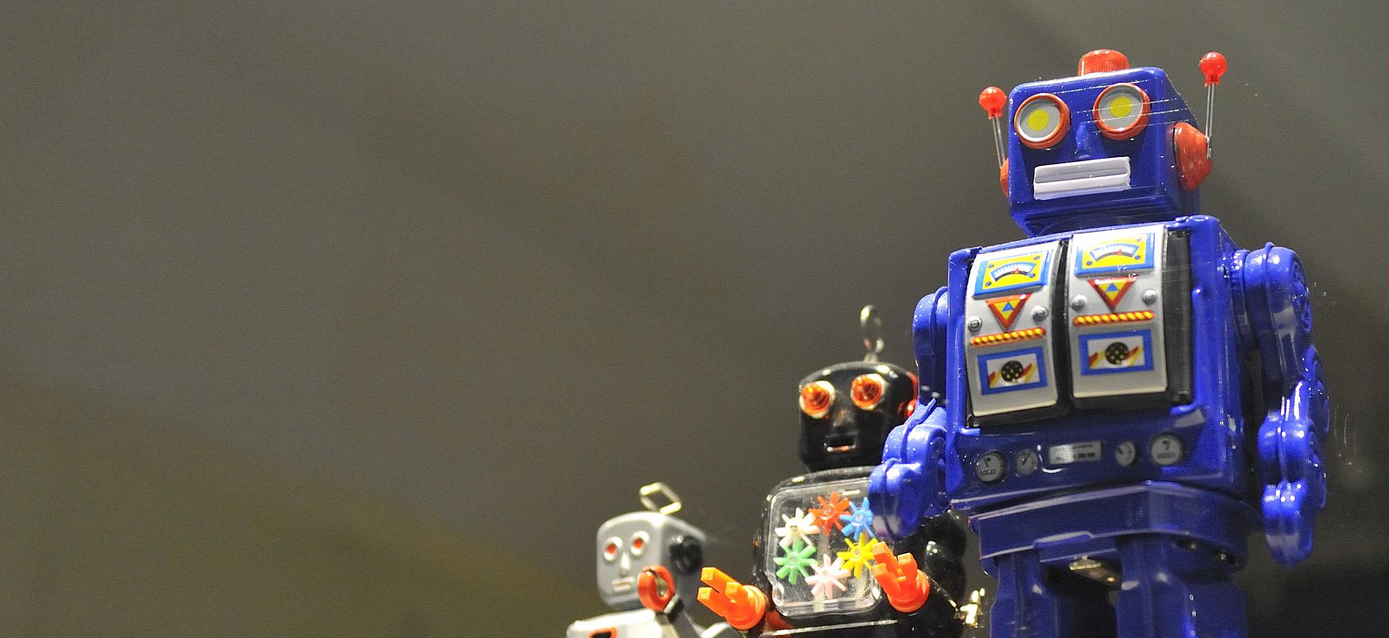 Пять лучших специалистов ИИ объединились для работы над созданием феноменального робота