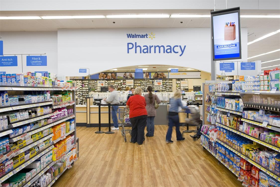 Walmart присоединился к блокчейн-консорциуму MediLedger