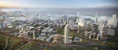 Город 2030 года
