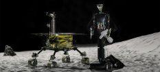«Умные» роботы исследуют Луну