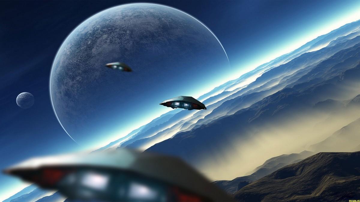 Как проходят исследования космоса в Elite: Dangerous