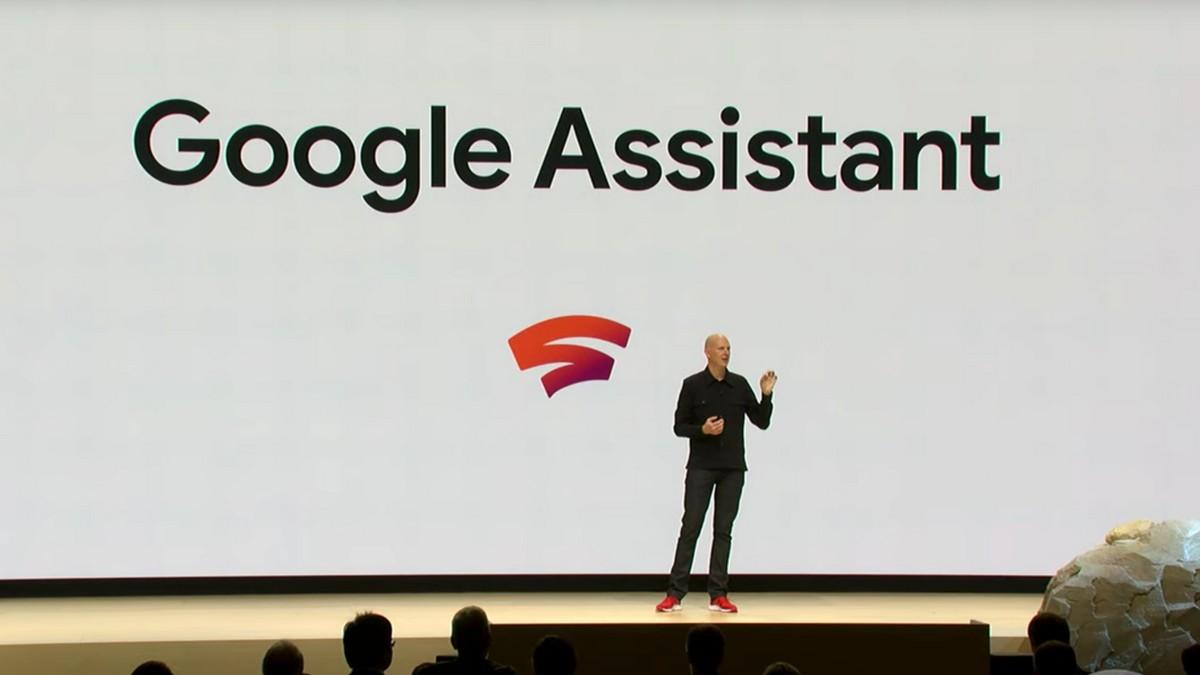 Как работает Google Stadia