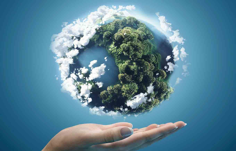 Как блокчейн может защитить окружающую среду