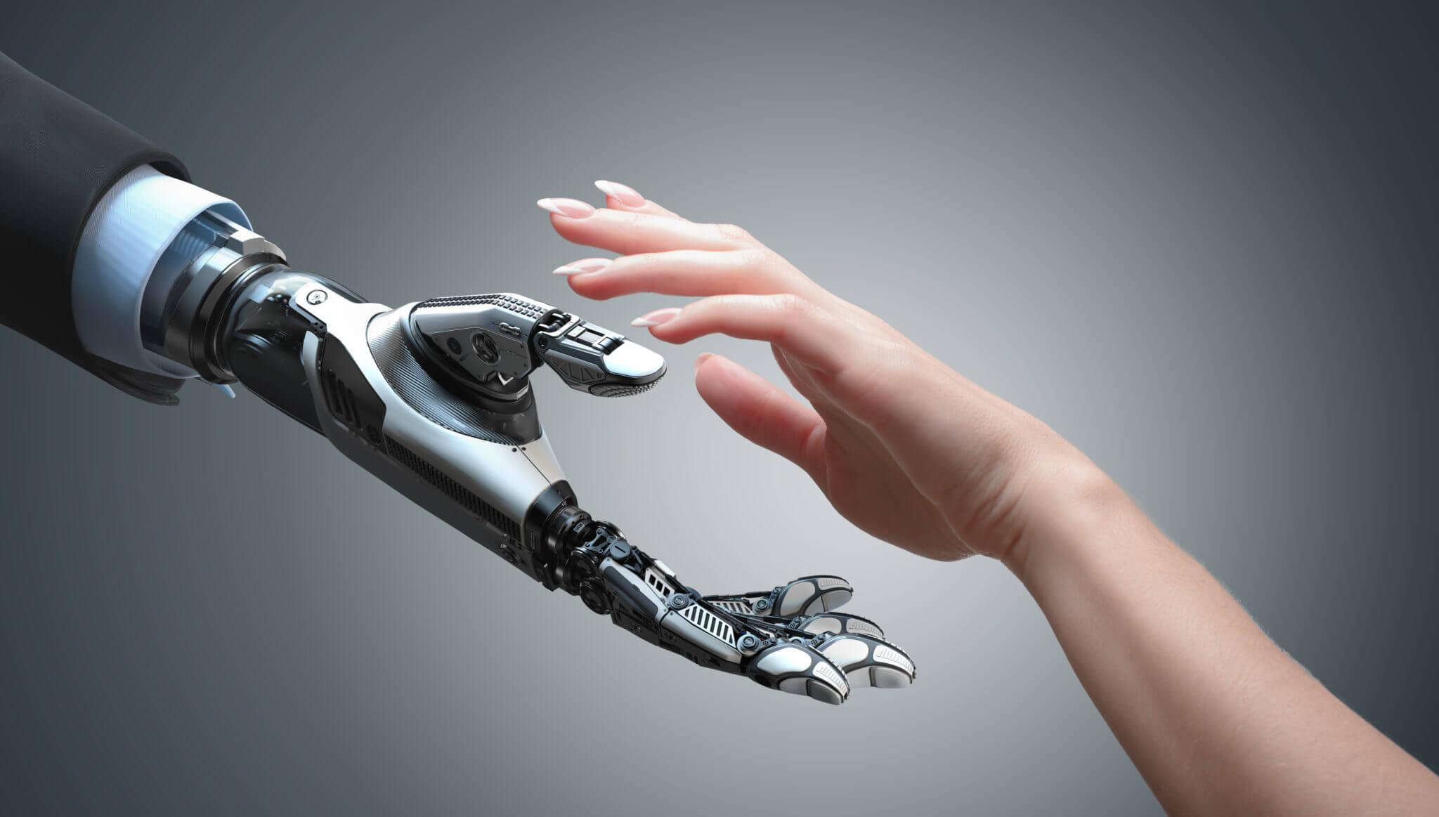 Осязание у роботов – возможно ли это?