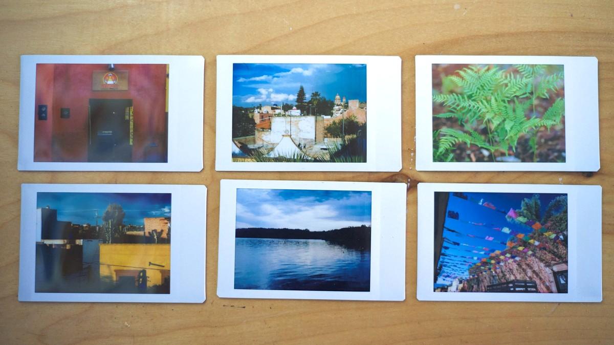 Фотокамера Fujifilm Instax Mini LiPlay: возрождение моментальной печати