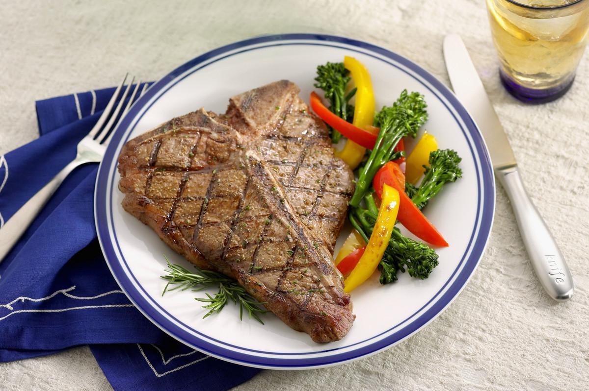 Цифровой датчик гарантирует свежесть и качество мяса