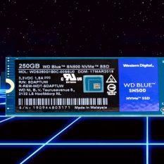 Цвет обновления – синий! Тестируем WD Blue SN500