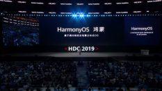 Huawei представила ОС Harmony