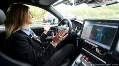 Беспилотные транспортные средства появятся на дорогах