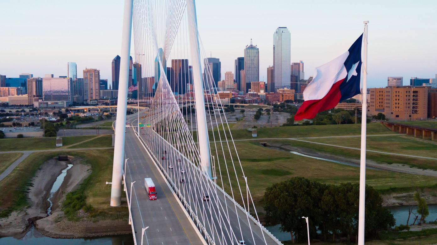 Автономные грузовики Kodiak Robotics будут перевозить грузы в штате Техас