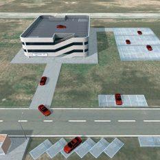 Park-IT! Первая автономная парковка