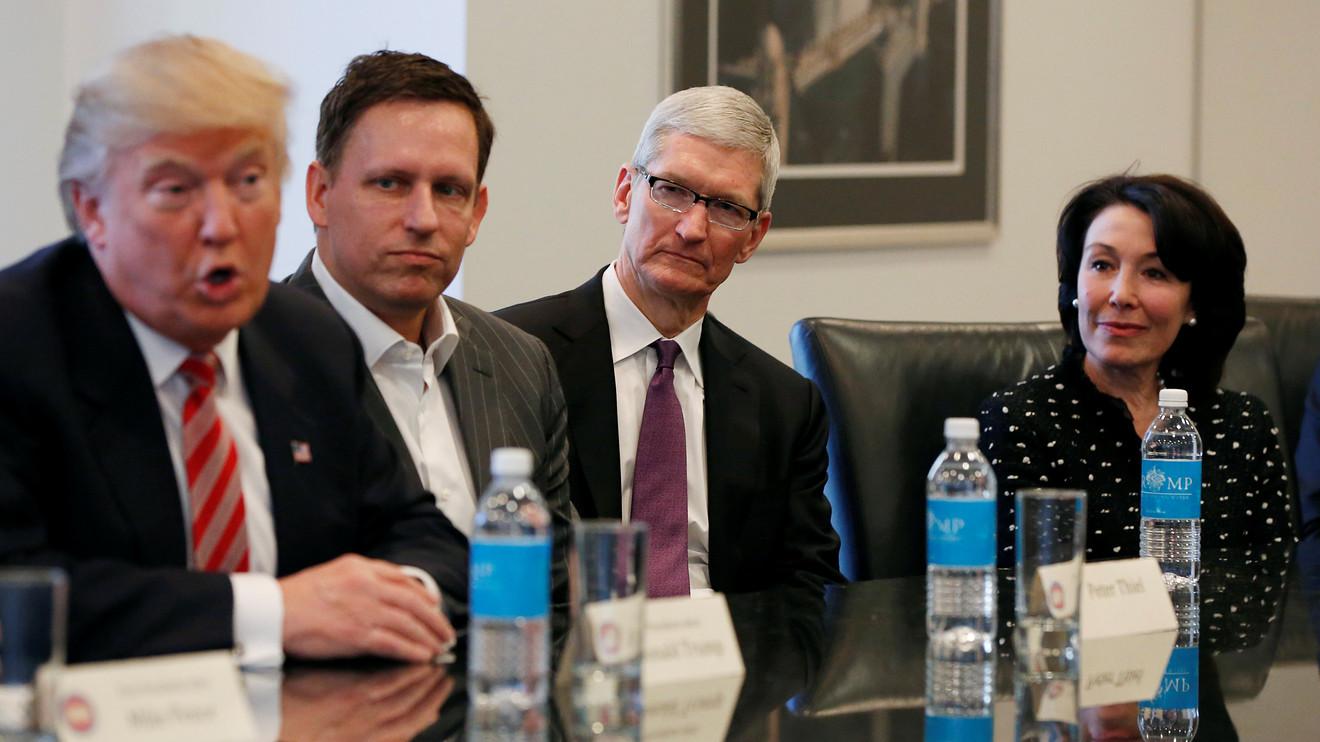 Как Трамп влияет на IT-индустрию