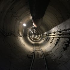 Илон Маск: проект по строительству подземных туннелей выходит в Китай