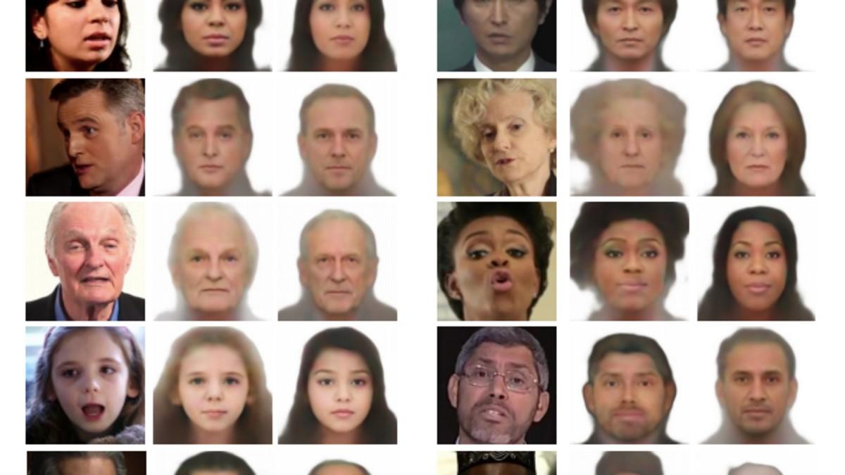 Определение внешности человека по голосу