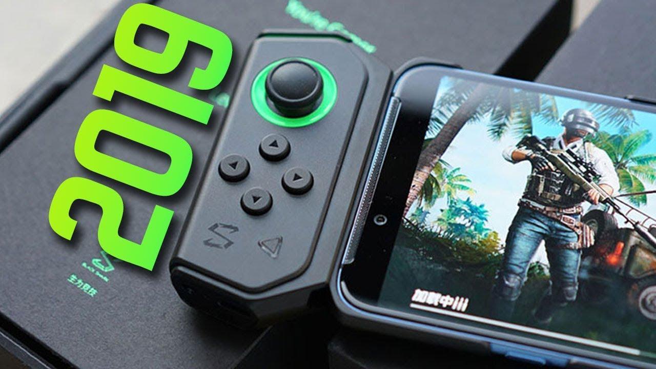 Лучшие игровые смартфоны 2019