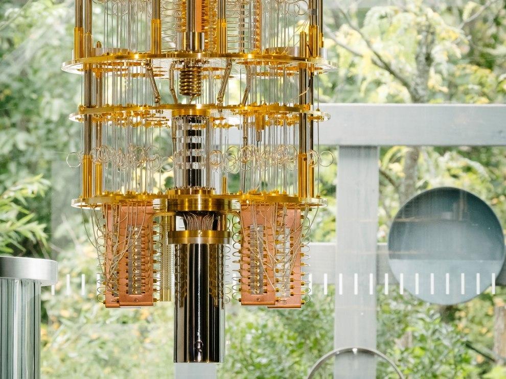 IBM запустит 53-кубитный квантовый компьютер