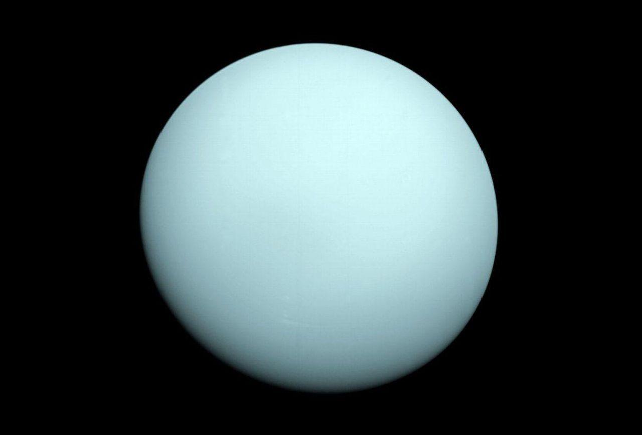 Отправка аппарата на Уран