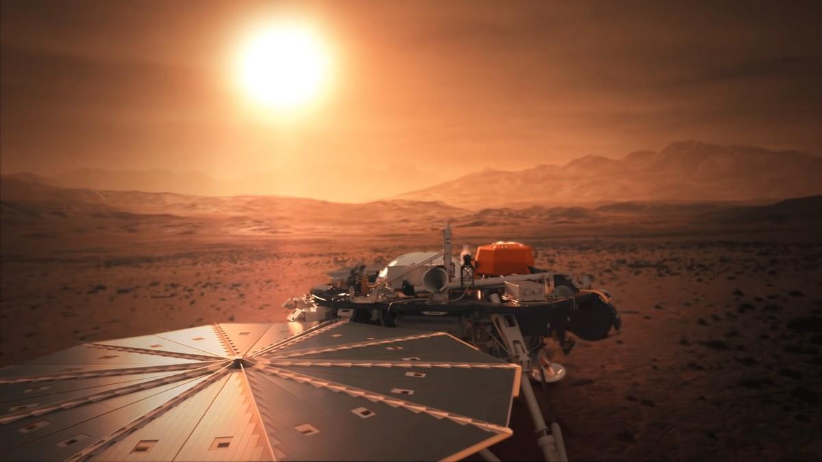 Пилотируемый полет на Марс