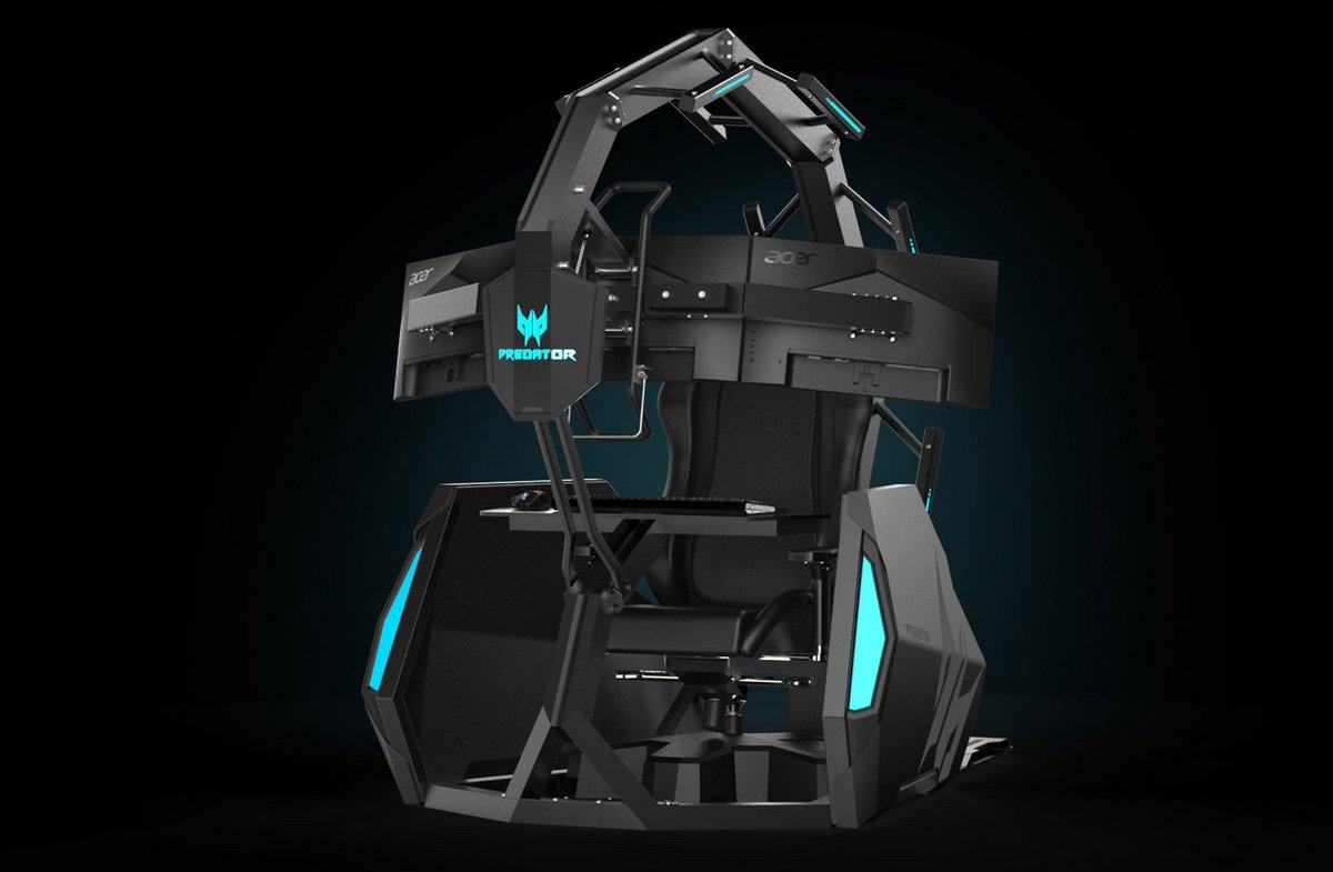 Predator Thronos Air Gaming