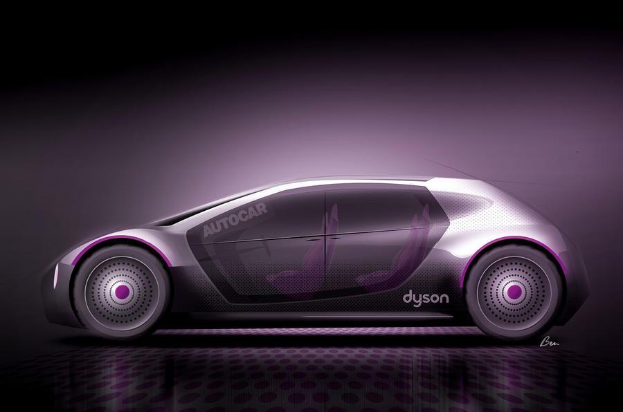Dyson закрыл проект по созданию электромобилей
