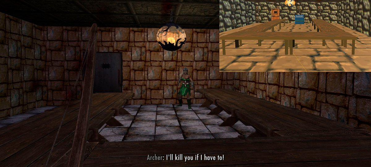 The Elder Scrolls V: Skyrim - Skygerfall