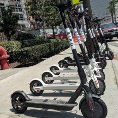 Электросамокаты – современный транспорт и сложный бизнес