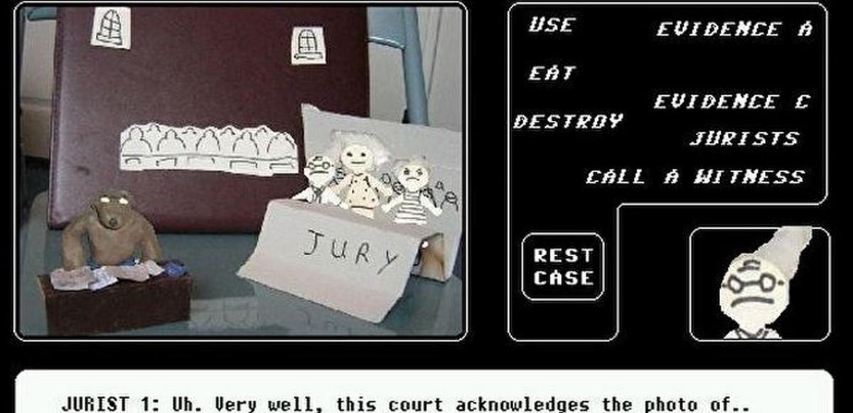 Murder Dog IV: Trial of the Murder Dog