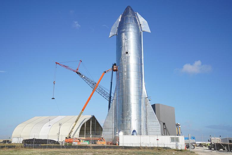 Что-то пошло не так: Starship Mk1 провалил испытания