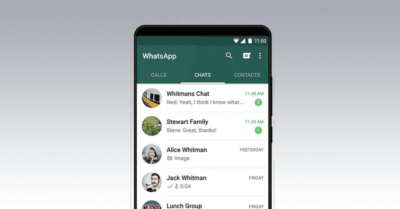 В WhatsApp теперь можно выбирать контакты, которые могут добавлять вас в группы