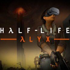 Ждали Half-Life 3, дождались Alyx — анонсирована новая Half-Life