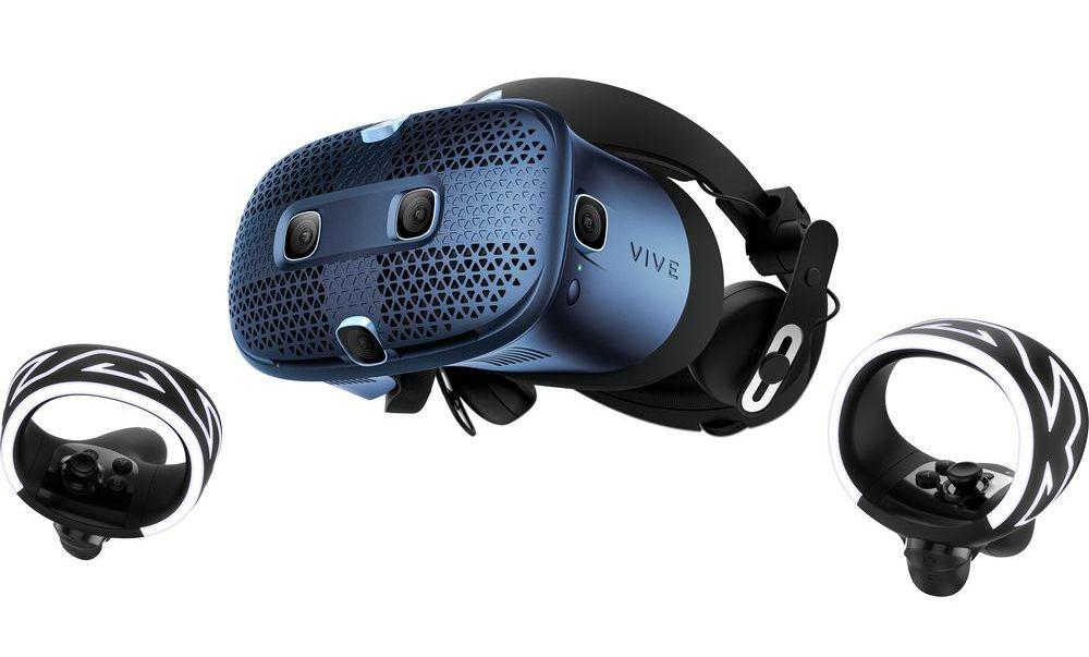 Oculus Rift S и VIVE Cosmos