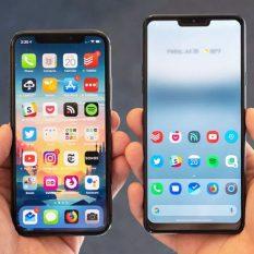 Android против IPhone – основные преимущества