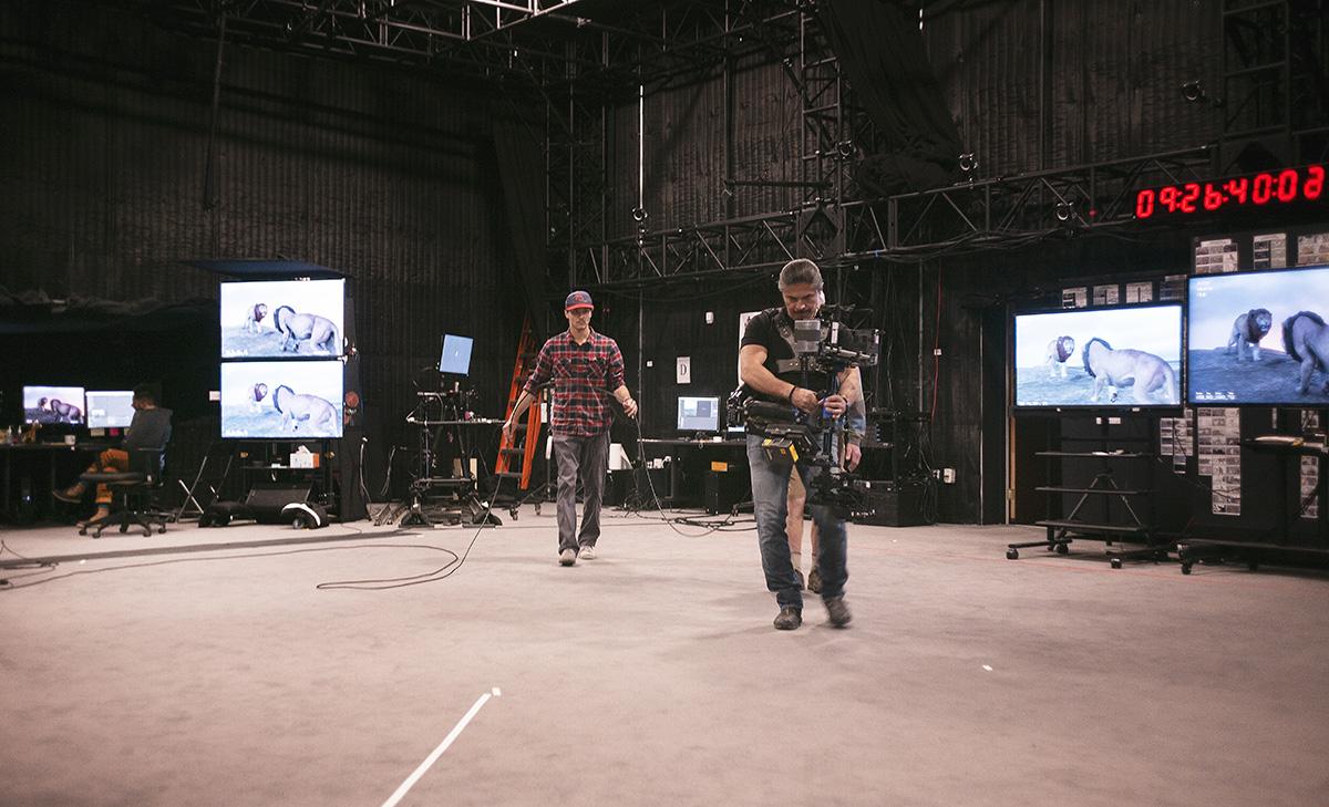 Игровые технологии находят место в кино