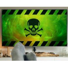 С экранов наших девайсов летят токсичные вещства