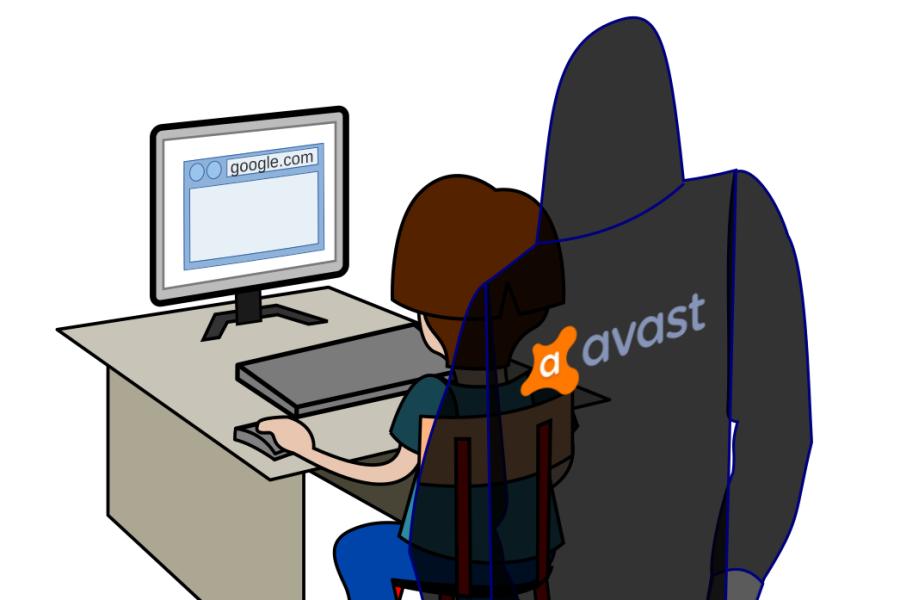компания Avast на протяжении 6 лет продавала данные своих пользователей