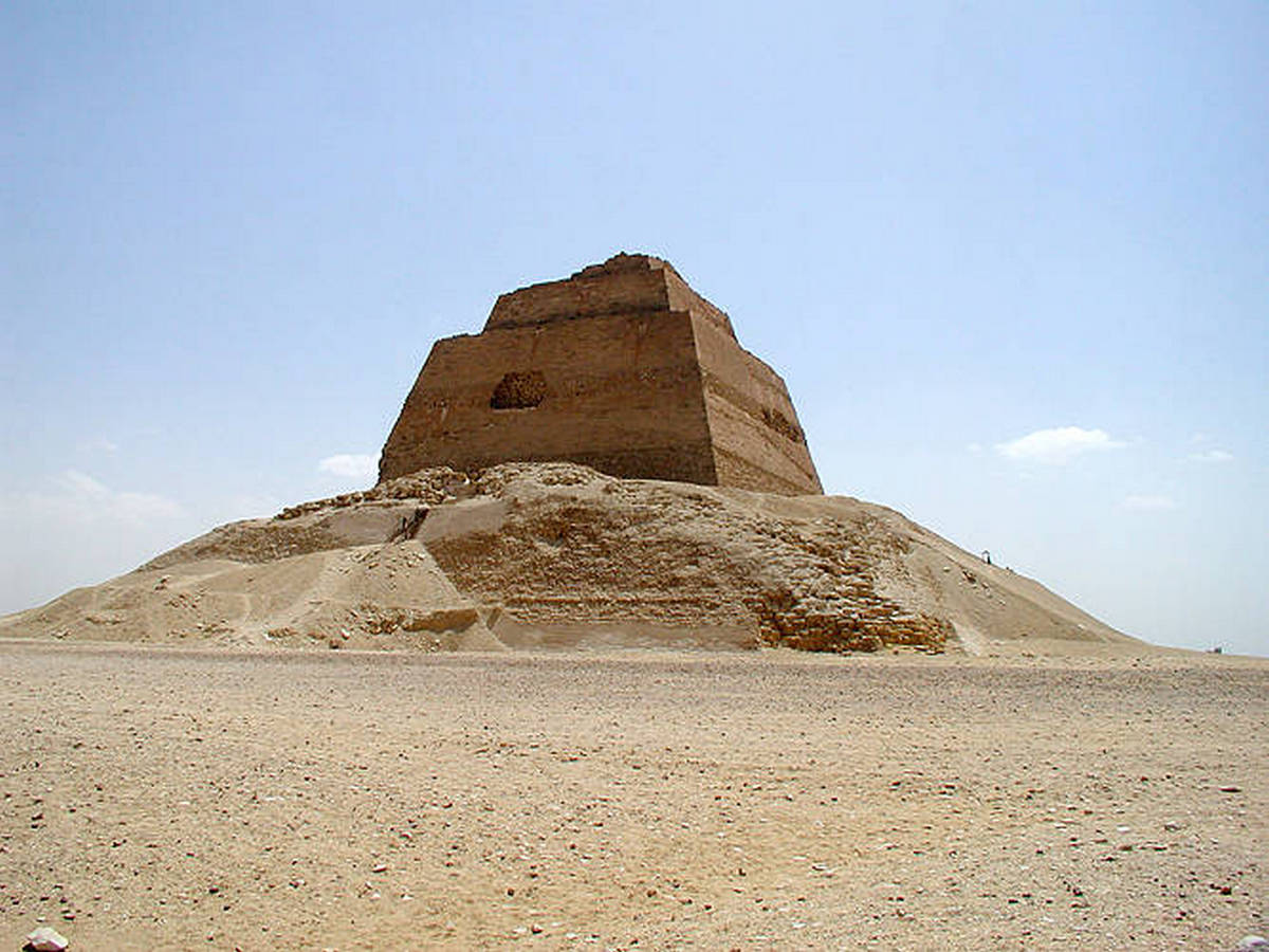 Загадка Сфинкса и другие тайны египетских пирамид