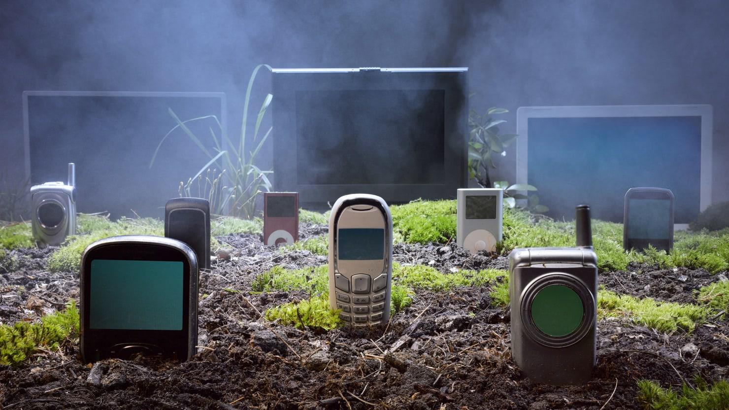 Кладбище технологий: с чем нам пришлось попрощаться в 2010-е