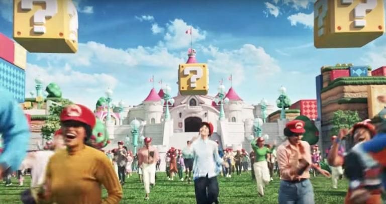 Ожидается запуск проекта Super Nintendo Land