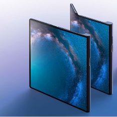 Huawei выпустит гибкий Mate Xs весной