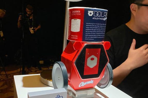 Самые странные устройства, представленные на CES 2020