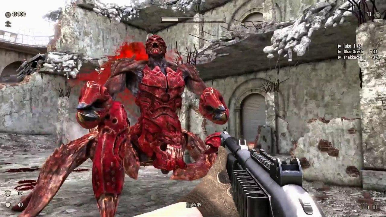 Бессмертный розовый скорпион