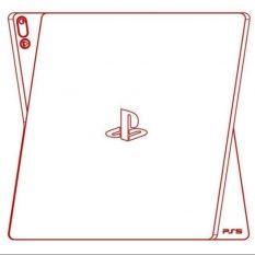 В сети появились изображения финального дизайна PlayStation 5