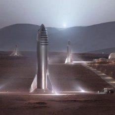 У Илона Маска готов план колонизации Марса