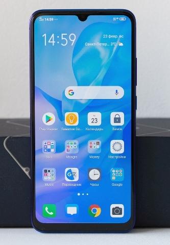 Обзор смартфона vivo V17